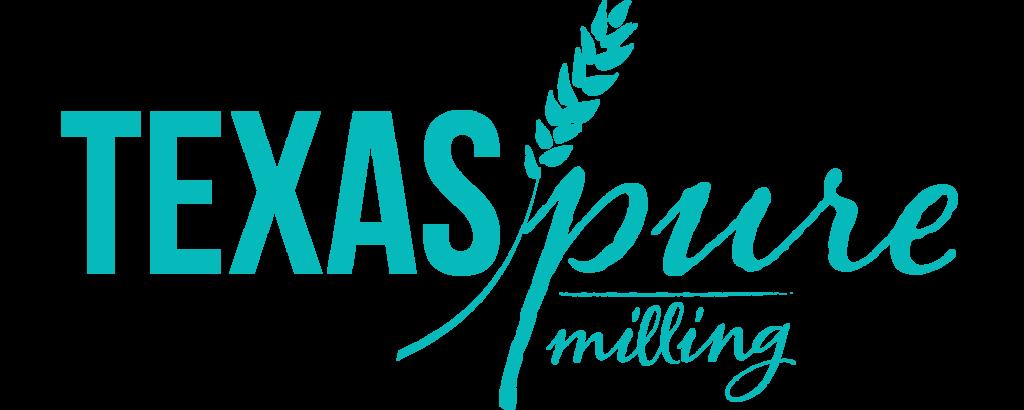 Texas Pure Milling Brand Logo