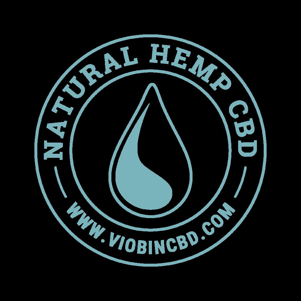 Viobin CBD logo